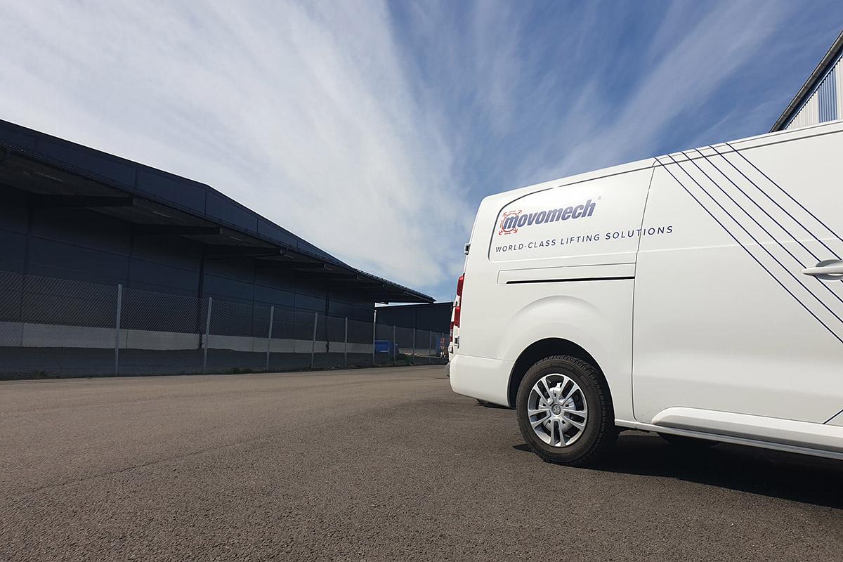 Movomech expanderar och utökar produktionslokalerna