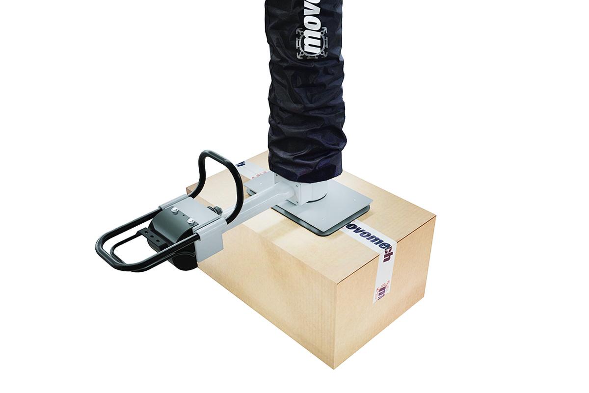 Vakuumlyftare - Vacuhand Pro Movomech - tublyft vakuumlyft vacuum lifter